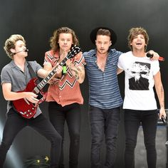 One Direction - 'Steal My Girl' (Live At Capital's Summertime Ball 2015) - WATCH: pictures, news, songs, tours - Capital FM