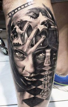 Tatuajes de calaveras: significado e ideas | Belagoria | la web de los tatuajes