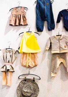 Trend report kleuren kindermode zomer 2014 | Gro zomer 2014 #ladida #ladidakids