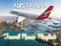Australia Travel Music Playlist