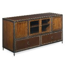 8501721 in by Schnadig in Henderson, NC - American Kaleidoscope Entertainment Console Peaceful Home, Bookcase Storage, Little Rock, Home Collections, Entertainment Center, Entertaining, American, Furniture, Design