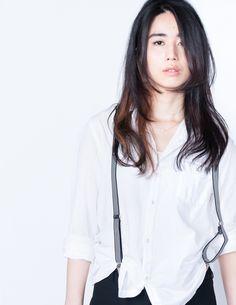 VeLo/赤松 美和 髪型 ヘアスタイル hair ロング