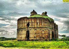Abandoned Monastery, Bucharest.