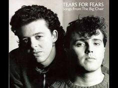 "tears for fears - ""everybody wants to rule the world"" - 1985           #music"