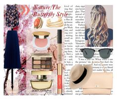 """""""The """"Nature"""" outfits : The Butterfly style"""" by thatstrueblue on Polyvore"""