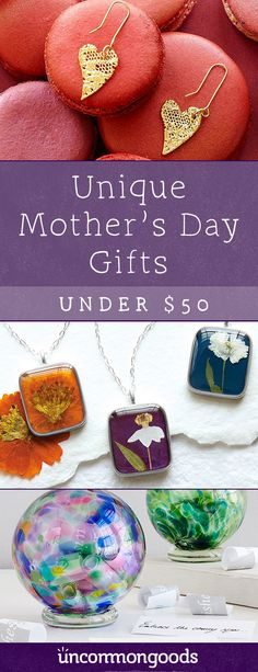 Think beyond your average Mother's Day gift ideas this year. Your mom will melt when you give her one of these unique Mother's Day gifts from our list. Unique Mothers Day Gifts, Mothers Day Presents, Happy Mothers Day, Mother Day Gifts, Fathers Day, Mom And Grandma, Mom Day, Gifts For Women, Great Gifts