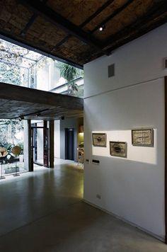 Objeto A - Galería de Arte, Buenos Aires, 2008 - Hitzig Militello Arquitectos