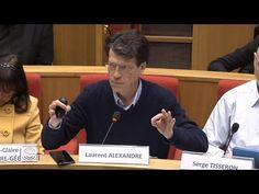Laurent ALEXANDRE au Senat (HD) - Impact de l'IA sur l'économie française - YouTube L Intelligence, France, Iron Man, Digital Art, Artificial Intelligence, Politics, Iron Men, French