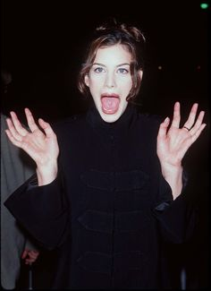 Pin for Later: Over 20 Years Later and Liv Tyler Is Still as Cool as She Was in the '90s September 1996