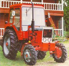Belarus MTZ-501/521, MTZ-505/525, MTZ-80/82 MTZ-800/820 - apparaatgegevens