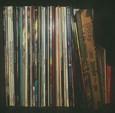 The Doors vinyl collection