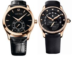Louis Erard - Perfect Pair of Ladies and Mens Watches (For me and my darling)