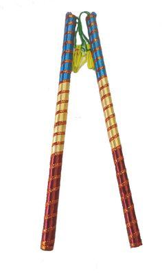 Dandiya sticks-Navaratri Garba dance celebrations
