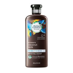 In 2017, Herbal Essence is launching nine new formulations, each featuring the antioxidant histidine, which works to neutralize the damaging free radicals on the hair shaft. Our favorite so far has been this hydrating coconut milk blend, which has a sweet, vanilla-soft scent that's not sickly or cloying. $6 each (Drugstores) - Available January 2017
