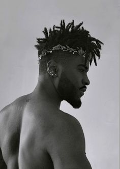 "fckyeahprettyafricans: ""Harry Samba, French and Congolese. Black Men Haircuts, Black Men Hairstyles, Little Girl Hairstyles, Hairstyles For School, Cute Hairstyles, Harry Samba, Fotografie Portraits, Curly Hair Styles, Natural Hair Styles"