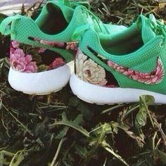 Nike Roshe Run Custom