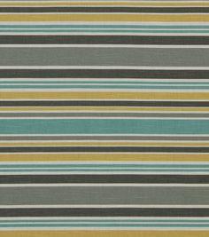 Robert Allen @ Home Print Fabric-Mod Layout Jade
