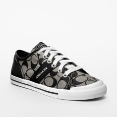 The Fillmore Sneaker from Coach! I want these so bad!