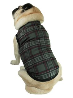Waterproof Action Dog Vest by Sophisticated Pup at Gilt
