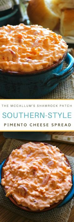This recipe for pimento cheese the southern classic is simple southern pimento cheese spread forumfinder Images