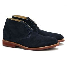 Wilfred Suede Chukka Shoe by Walk Over $342   Handcrafting footwear in the US since 1758, Walkover shoes feature a Goodyear welt construction, a cushioned leather footbed, and calf leather lining for extra comfort and longevity. Add a touch of excitement to this Chukka boot with neon shoelaces in any colour   GOTSTYLE.ca