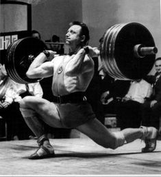 Being strong doesn't have to mean being stiff. Source- dynamic-eleiko.com