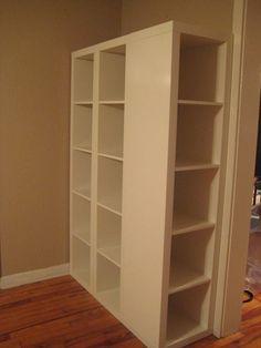 IKEAn hylly ei oikein istunut perheen suunnitelmiin – heidän nerokas ratkaisunsa leviää kulovalkean tavoin! - homeideasclub