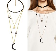 Starry Night Necklace: FREE + Shipping