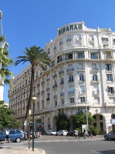 Hotel Miramar, Cannes, Cote de Azur, France - Loved the French Riveria!  I could get used to living the lavish lifestyle.  Hope to go back again some day.