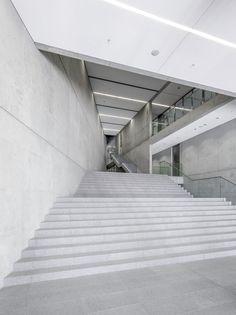 Tadao Ando, Johannes Marburg · Fabrikstrasse 28