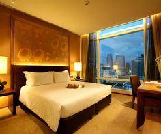 Eastin Grand Hotel Sathorn in Silom. http://www.hotelsmartprices.com