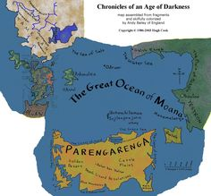 Hugh Cook - Chronicles of an Age of Darkness