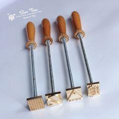 Custom Wood / Leather / Food Branding Iron with by HandWork2015