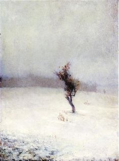 Snow Storm, John La Farge - 1865