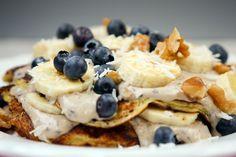 Proteinpulver Pfannkuchen Rezept