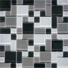 Instant Mosaic x Glossy Glass Versailles Mosaic Tile at Lowe's. Instant Mosaic delivers an elegant and affordable makeover that can dramatically change the look of your walls by simply applying these glass tiles on Peel And Stick Tile, Stick On Tiles, Mosaic Wall Tiles, Mosaic Glass, Glass Tiles, Versailles, Melbourne, 6 Pack, Facades