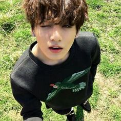 JungKook from BTS