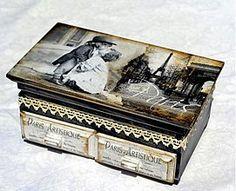 Krabičky - Bozk v Paríži - 2890875