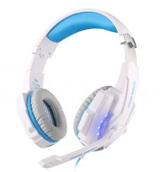 KOTION EACH G9000 3.5mm Gaming Headphone Headset With Microphone LED Lights for Laptop Mobile Phones/Xbox ONE/PS4
