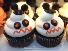 Halloween Treats at Disney Parks