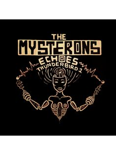 "The Mysterons ""Echoes Thunderbird 1"". Vinyl 7"" inch. Shop: https://www.paradisowinkel.nl/nl/programma-items/paradiso-vinyl-club/the-mysterons.html /// #vinyl #record #plaat #single #LP #EP #music #musiclover #paradisowinkel"