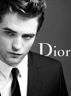 Robert Pattinson, nueva imagen del perfume Dior Homme