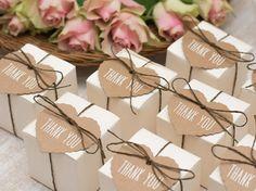 Redaktionslieblinge: Gastgeschenke zur Hochzeit - die schönsten