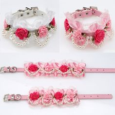 Cheap accessories jaguar, Buy Quality collar pullover directly from China accessories tablet Suppliers: New Dog Collars Leads Korean Styles Luxury Rhinestone + Big Flower Small Dog Collars Cute Dog Collars Pet