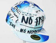 348ff1883c0 No Fish 59Fifty Fitted Cap by KENZO x NEW ERA Fitted Baseball Caps