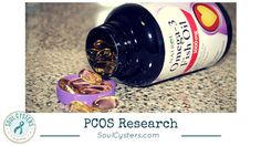 {PCOS News}: Omega-3 supplements regulate menstrual cycle and reduce testosterone in women w/ PCOS! Read the research...
