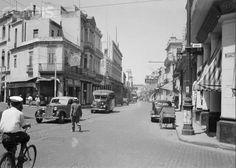 Calle Zanja,año 1940,Habana.