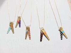 Highloe symbols necklace, love