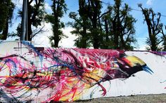 What Designers Can Learn From Graffiti Design [With 50 Examples for Inspiration]