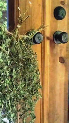 "Check out my art piece ""Herbs on the Door!"" on crated.com"